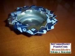 Reciclaje de latas de aluminio